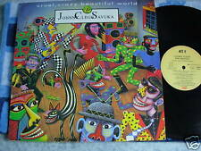 JOHNNY CLEGG SAVUKA CRUEL,CRAZY,BEAUTIFUL WORLD LP 45 T