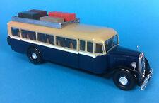 Bus Citroën Type 45 (1934)  1:43 New & Box diecast model car autobus