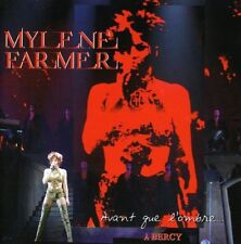 CD de musique en coffret mylène farmer