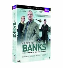 TV SERIES-DCI Banks - Seizoen 4 - Dutch Import  (UK IMPORT)  DVD NEW