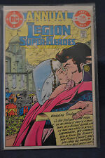 Legion of Super-Heroes Annual 2 from DC Comics