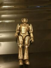 Doctor Who Character Options Corroded Cyberman Chest Damage Figure Series Six