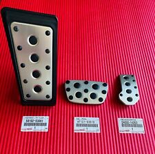 For Lexus IS250 IS350 IS F Aluminum Sport Pedal Set Accelerator Brake Automatic