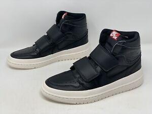 Air Jordan 1 High Double Strap Black Sneaker, Size 13 BNIB AQ7924-001