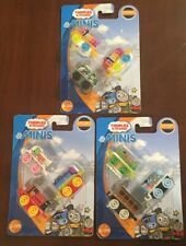 Thomas & Friends Minis New Lot Of 9 Trains Toys Party Favors Easter Basket