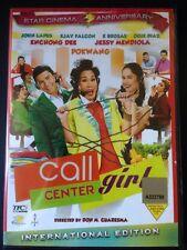 Call Center Girl Filipino Dvd