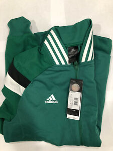 New with tag! Adidas NBA Boston Celtics On Court Jacket, Size S Small