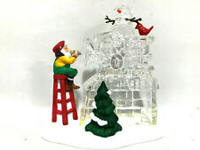 Heritage Village Collection A Busy Elf 56366