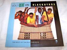 Blackbyrds 'Vol 1 Beat On Best Of' Vinyl LP 1988 album Funk greatest collection