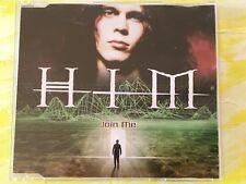 HIM - join me * Maxi-CD 1999