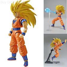 Son Goku Dragon Ball Z Action Figure Super Saiyan 3 Building Kit New
