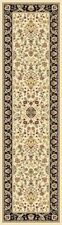 "Concord Global 2'2"" x 7'10"" Runner Rug - Williamsburg Collection Istanbul Ivory"