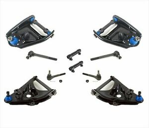 Front Steering Chassis 10pc Kit For 73-86 C20 Chevy Pick Up Rear Wheel Drive