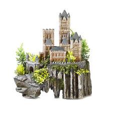 Classic Castle on Rocks