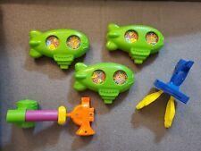 Vintage McDonalds Nickelodeon Happy Meal Toy lot 1992