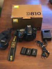 Nikon D810 Bundle with 50mm f/1.4G AF-S Lens