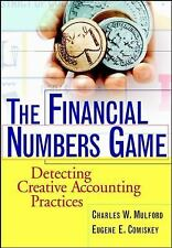The Financial Numbers Game: Detecting Creative Accounting Practices-ExLibrary