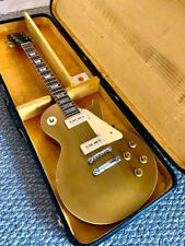 Gibson Early 1969 Les Paul Standard Goldtop P-90's Original Amazing 8.5 LBS..