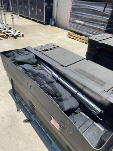 Da-Lite 9x12' Fast Fold Screen - Large Projector / Projection Dress Kit