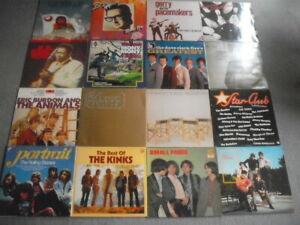 60-80er Jahre BEAT - ROCK & POP -  SCHALLPLATTENSAMMLUNG