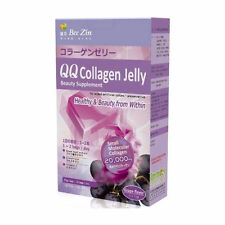 QQ Collagen Jelly Hyaluronic Acid Glutathione Vitamin C Whitening - Grape 10s