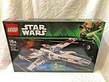 LEGO 10240 UCS RED FIVE X-WING STARFIGHTER STAR WARS REY SKYWALKER NEW UNOPENED