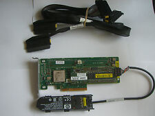 HP Smart Array P400 256MB Raid Controller PCI-E 504022-001 low profile
