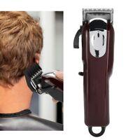 Wireless Electric Hair Clipper Trimmer USB Hair Cutting Machine Cutter Clipper