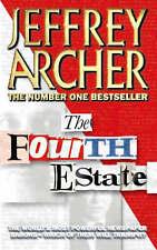 The Fourth Estate by Jeffrey Archer (Paperback, 1997)