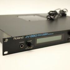Roland JV-880 Multi Timbral Synthesizer Module Made in Japan Rack Unit (BG76475)