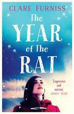 The Year of the Rat, Furniss, Clare, Very Good condition, Book