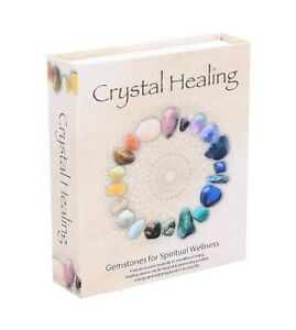 Nemesis Now - GEMSTONES FOR SPIRITUAL WELLNESS - 12 Crystal Healing Gems