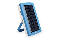 Solar Ladegerät POWERplus Lizard für AA Akkus, Powerbank mit USB Ausgang