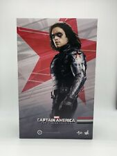 Hot Toys MMS241 Captain America The Winter Soldier 1:6 Scale Collectible Figure