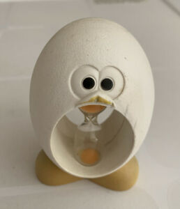 Egg Chick Shaped Sand Egg Timer
