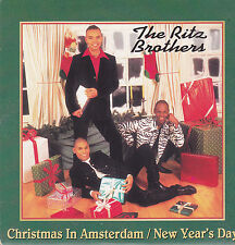The Ritz Brothers-Christmas In Amsterdam cd single