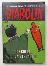 DIABOLIK N° 15 anno XIV Astorina 1975