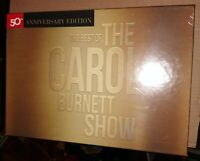 The Best of The Carol Burnett Show 50th Anniversary Edi[New DVD] factory sealed