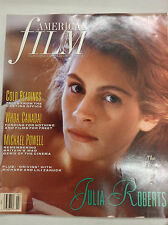 American Film Magazine Julia Roberts Michael Powell July 1990 040917nonrh