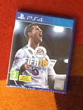 Sealed FIFA 18, PS4 - sale includes Ultimate Team and ICON download items