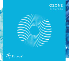 Izotope Ozone 8 Elements lifetime license - For Windows and Mac.