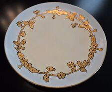 AUSTRIAN PRINCESS LOUISE ART NOUVEAU HAND PAINTED PLATE VERY RARE