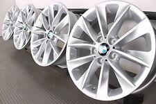 NEU 4x Original BMW X3 F25 X4 F26 18 Zoll Alufelgen 307 V-Speiche 6787578 ET43