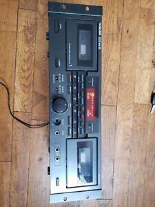 TASCAM 202 MK III double lecteur cassette deck Player Recorder ( non testé )