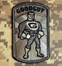 GOODGUY GOOD GUY USA ARMY MORALE MILITARY ISAF US ACU HOOK & LOOP PATCH