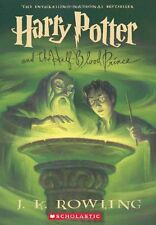 Harry Potter and the Half-Blood Prince (Book 6) by J.K. Rowling, (Paperback), Sc