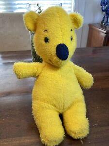 "Vintage 1970's Disney Sears Winnie The Pooh 15"" Plush! Original! RARE! Pooh"