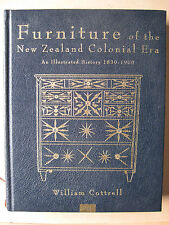 Furniture of the New Zealand Colonial Era.Architecture.200 copiesonly.591pp.Mint