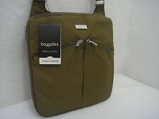 BAGGALLINI Canyon Crossbody Shoulder Bag  Olive Green & Yellow MCN810VN nwt