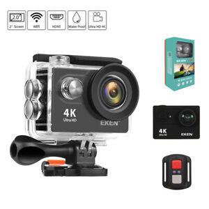 Original EKEN H9R WiFi 4K Waterproof Sport Action Camera 1080P Travel Camcorder